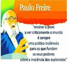 Paulo Freire – essencial.