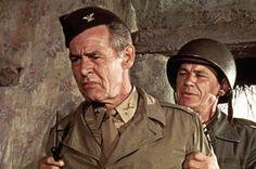 Still of Charles Bronson and Robert Ryan in The Dirty Dozen