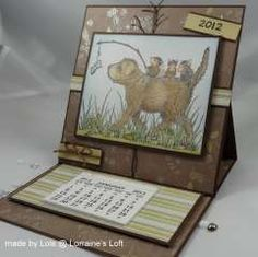 """""""2012 Calendar """" by Lorraine Aquilina on House-Mouse Designs®"""