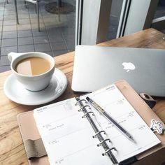 Work and Inspiration #work #life #coffee