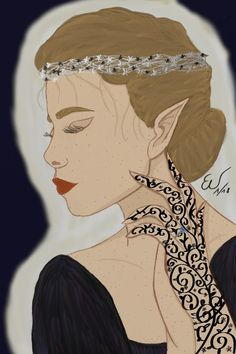 Feyre Archeron, High Lady of the Night Court (ACOTAR-serie by Sarah J Maas)