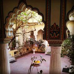Alsisar Hotel, Jaipur, India