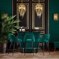 """Ella's Muse Home Decor (@ellas_muse_homedecor) on Instagram: """"Glam @worldofeichholtz  #homedecor #interiordesign #interiordecor #interior #design #home #house…"""""""