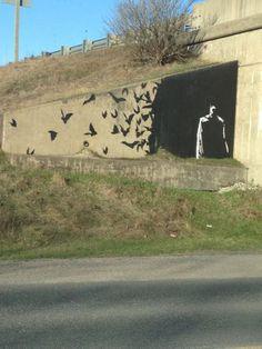 Batgraffiti