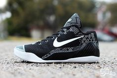 Kobe 9 BHM Elite Low / Danklefs Conversion