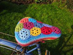 Bike Seat - no pattern