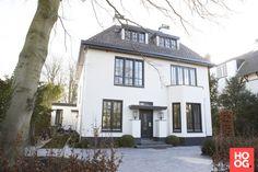 Luxe woonhuis   Modern jaren 30 huis - Van der Windt   Piet Boon-stijl   dream house   Hoog.design