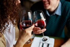 Good news for all the single ladies (and quite frankly, the entire population) – dating double standards are on the decline, at least according to a new Wine Drinks, Alcoholic Drinks, Toast, Feminine Energy, Alpha Male, Health Benefits, Red Wine, Cravings, Favors