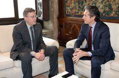 El presidente de la Generalitat, Ximo Puig, ha solicitado el compromiso del Gobierno de España para reponer los servicios públicos y dar cobertura a las pérdidas originadas por la falta d ...
