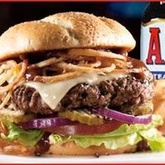 Main - Peppercorn Burger