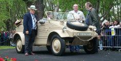 Argentina VW Club en Autoclásica 2011 Kübelwagen typ 82 Ganador Primer Premio de su categoría