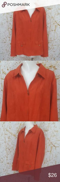 2400493518544 Cato zip up long sleeve light weight jacket 24w