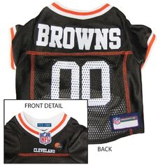 NFL Jersey's Women's Cleveland Browns Pierre Desir Pro Line Brown Player Jersey