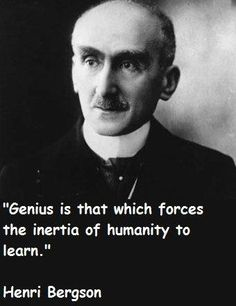 Henri Bergson Henri Bergson, Philosophical Quotes, British Country, Soul Searching, Golden Rule, Jokes Quotes, Great Friends, European Travel, Philosophy