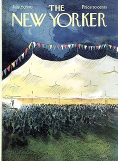 The New Yorker, May 25, 2015, Early Start