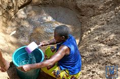 1 in 8 people lack access to clean water #providingcleanwater