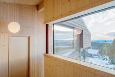 Gallery of Cabin Sjusjøen / Aslak Haanshuus Arkitekter - 3