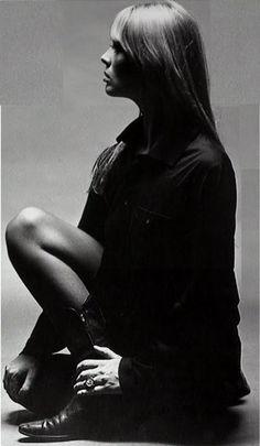 Nico of the Velvet Underground.