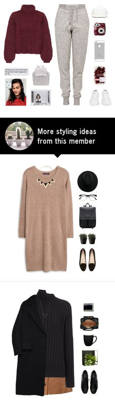 """Untitled #1011"" by theonlynewgirl on Polyvore featuring Topshop, adidas, Chloé, DRKSHDW and Polaroid"