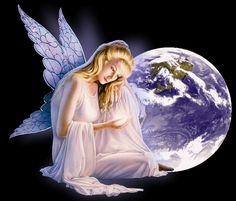 GIF Earth angel