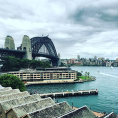 #bigcitylife #sydney #australia #sydneyharbourbridge #sydneyharbour #view #fromwhereistand #lucky #blessed #travel #wanderlust by mad86max http://ift.tt/1NRMbNv
