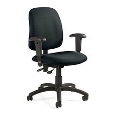 Global Goal Series Operator Task Chair, Stone by Global. $228.48. This task chair has substantial upholstery and cushioning for added comfort.
