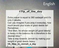 Tip Of The Day, Good Deeds, Prayers, Prayer, Beans