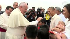 Terror threat against Pope Francis in the PH