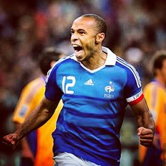 Thierry Henry for France