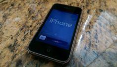 Apple iPhone 3GS - 8GB - Black (AT&T) Smartphone (MC555LL/A) | eBay