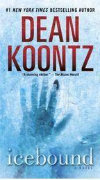 ICEBOUND by Dean Koontz is a suspenseful, chilling wintertime read!