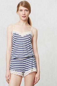 e4075c18fa8d Cute striped romper $80 Freakum Dress, Fashion Photo, Fashion Art,  Nighties, Anthropologie