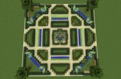 French garden 1 Minecraft Project