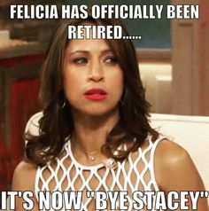Bye Stacey