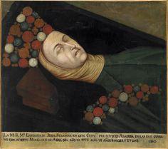Sor María Bárbara de Jesús (Clarisa) | Colección de Arte del Banco de la República
