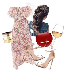 A fashion look from August 2017 featuring floral maxi dress, Stuart Weitzman and handbag purse. Browse and shop related looks. Garden Party Invitations, Floral Maxi Dress, Stuart Weitzman, Topshop, Fashion Looks, Handbags, Shoe Bag, Polyvore, Stuff To Buy