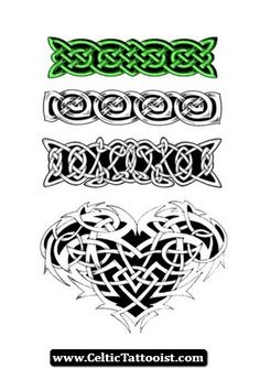 Celtic Tattoo Of Protection 02 - http://celtictattooist.com/celtic-tattoo-of-protection-02/ #celtic #tattoos