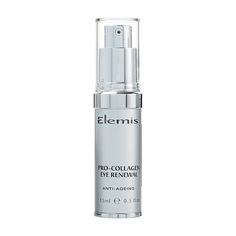 Elemis Pro-Collagen Eye Renewal 15ml 0053526 Use Elemis Pro-Collagen Eye Renewal to achieve the ultimate results for more youthful looking eyes with this revolutionary anti-ageing eye cream. Elemis scientists spent 3 years developing this treatm http://www.MightGet.com/may-2017-1/elemis-pro-collagen-eye-renewal-15ml-0053526.asp