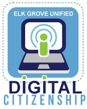 EGUSD has a fantastic website about Digital Citizenship.  You can learn about the themes of DC, apps and programs your students are using, and even downloadable posters for your classroom.