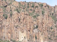 El pitón volcánico de Cancarix, declarado Monumento Natural en 1998