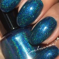 Lilypad Lacquer - Liquid State - Exclusive to Femme Fatale