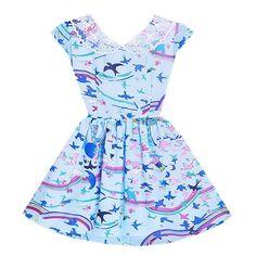 Psychedelic Cutie Dress