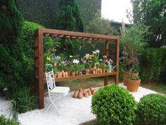 19 jardins com pedra que o vão encantar (De Sílvia Astride Cardoso - homify)