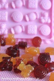 2 boys + Hope: Σπιτικές καραμέλες ζελεδάκια... Yummy Food, Sweets, Candy, Foods, Blog, Food Food, Food Items, Delicious Food, Gummi Candy