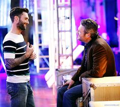 Adam and Blake - Your #1 Shevine source!
