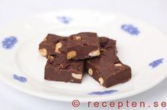 Farligt god Chokladfudge Chutney, Snacks, Desserts, Food, Drinks, Salta, Photo Illustration, Creative, Tailgate Desserts