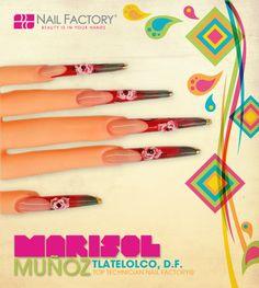 #Marisol #Lovenailfactory #Vivamexico