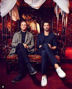 Florian David Fitz und Matthias Schweighöfer