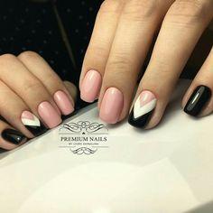 Ногти дизайн 2018 фото | ВКонтакте Nail Manicure, Gel Nails, Nails Studio, Nails 2018, Nagel Gel, Nail Inspo, Nail Arts, Glitter Nails, Cute Nails