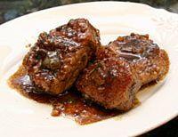 Recipe from Grandma Joan.was delicious Maple Balsamic Glazed Pork Tenderloin use ground rosemary not leaves Maple Balsamic, Balsamic Glaze, Balsamic Vinegar, Easy Pork Tenderloin Recipes, Pork Recipes, Tenderloin Pork, Balsamic Pork Tenderloins, Great Recipes, Favorite Recipes